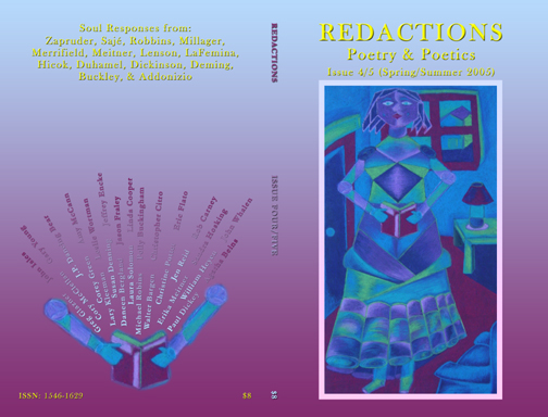 Redactions Issue Four/Five
